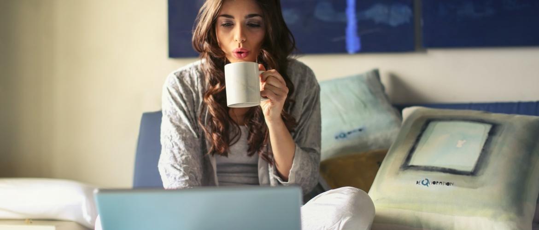 Thuiswerken, hoe doe je dat? Blijf gelukkig én productief in je werk thuis