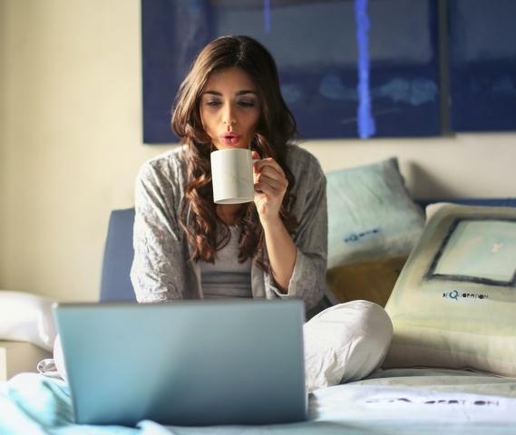 Bekijk onze Webinars over onder andere hoe je het beste thuis werkt