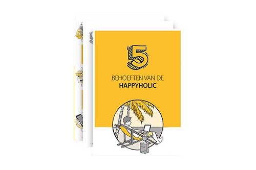 Gratis Whitepaper over de vijf behoeften van de happyholic