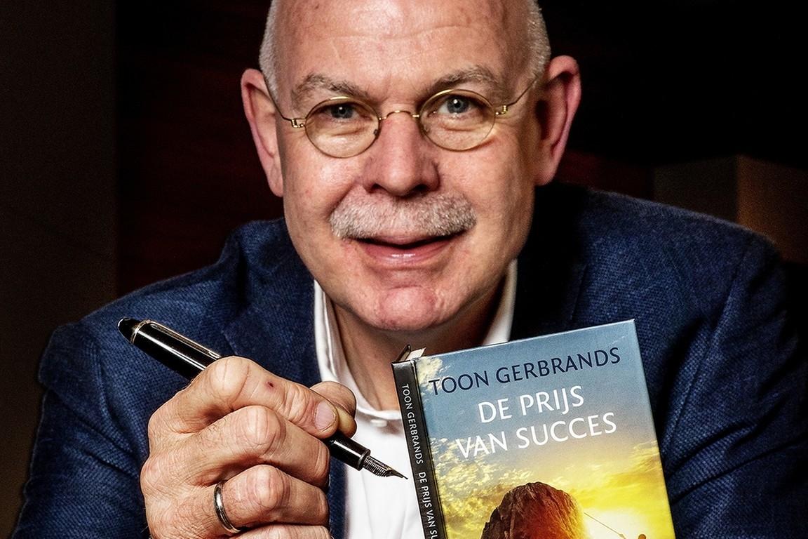 Toon Gerbrands over de zijn boek en goed leiderschap