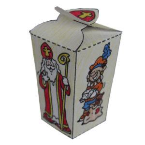 Sinterklaas doosje