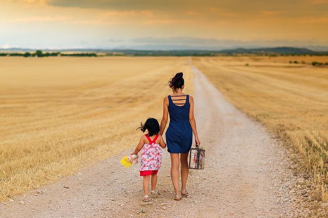 Help: alleen op reis met kids!?