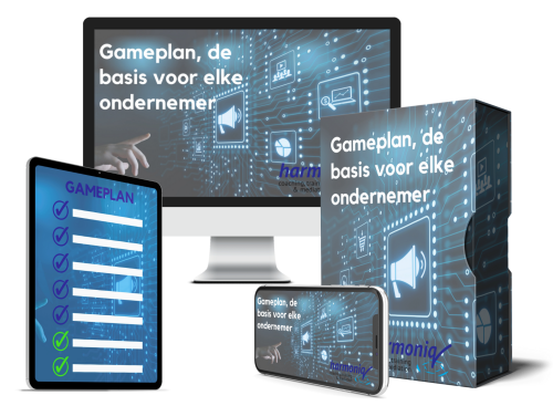 training gameplan de basis voor elke ondernemer