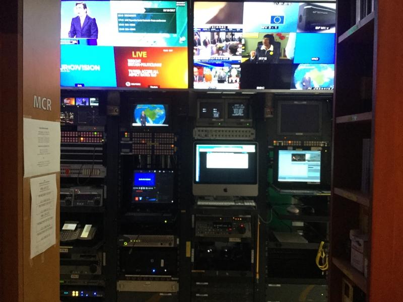 Video editing servers in Brussels
