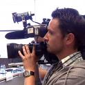 camera crew in Brussels