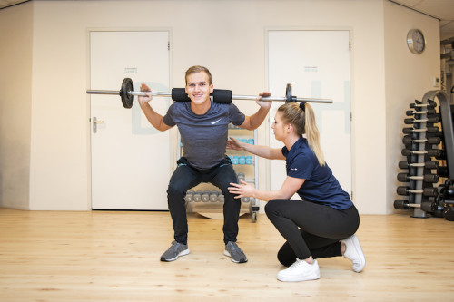 Personal training Zuidhorn