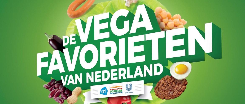 Postcode loterij geeft vegetarische producten weg