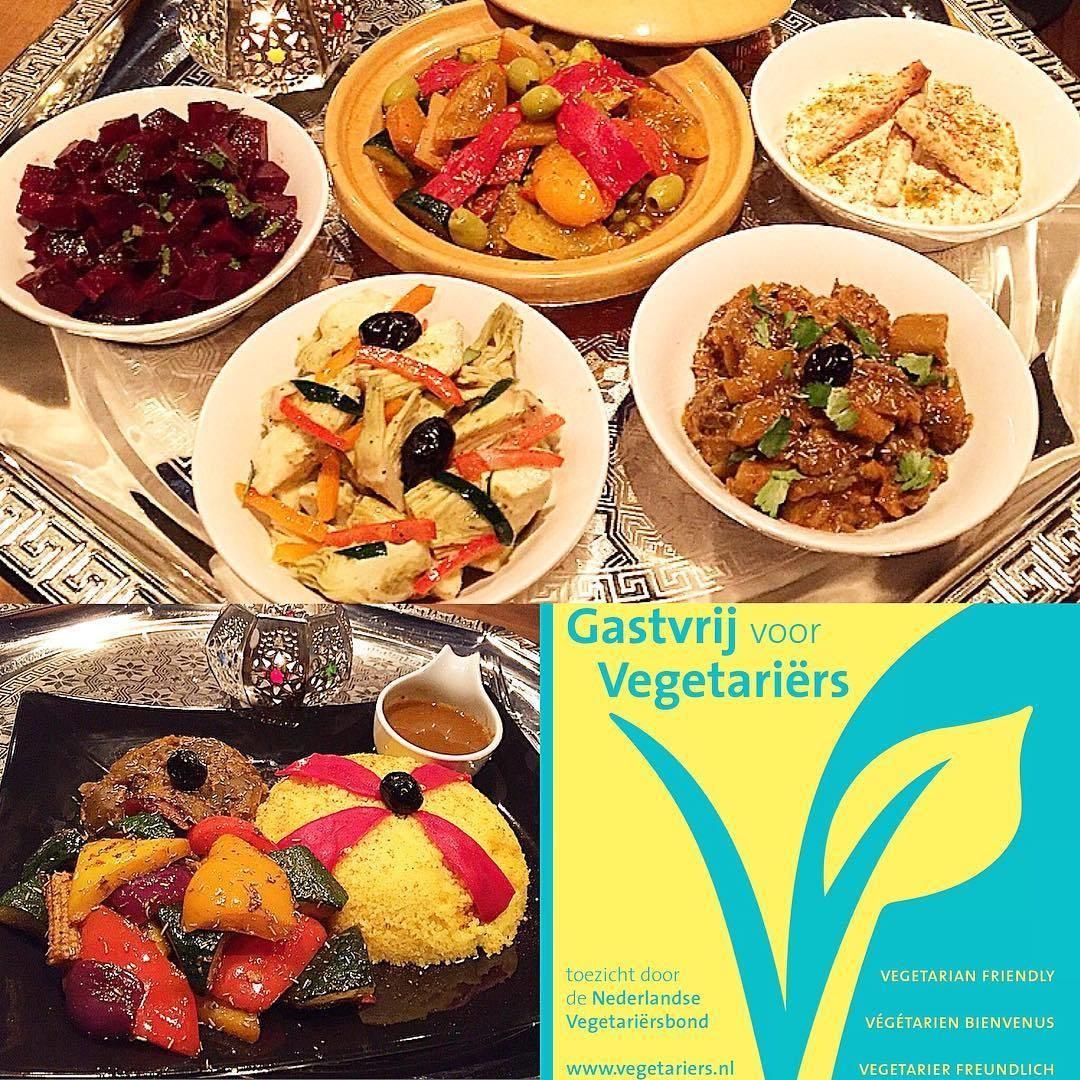 Keurmerk vegetarisch eten restaurant
