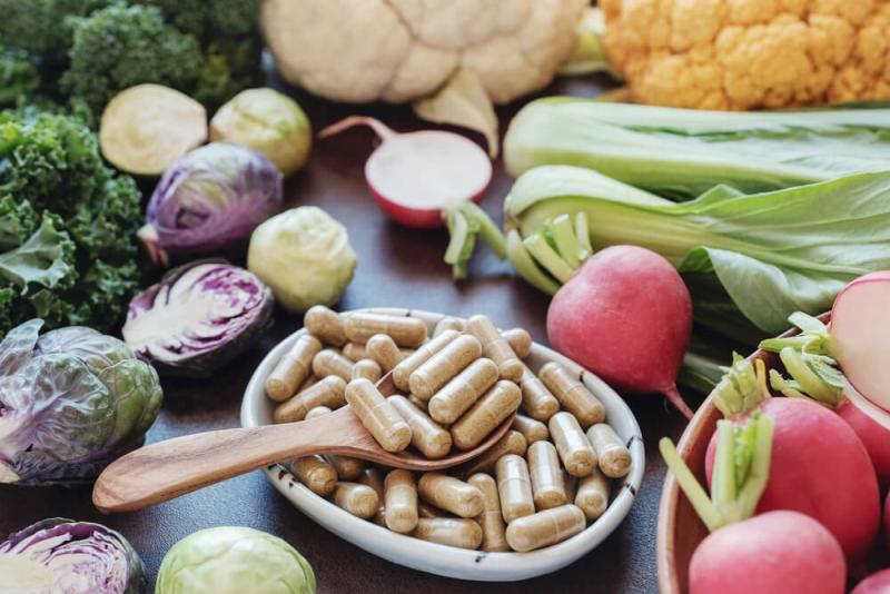 langrijke supplementen voor vegan