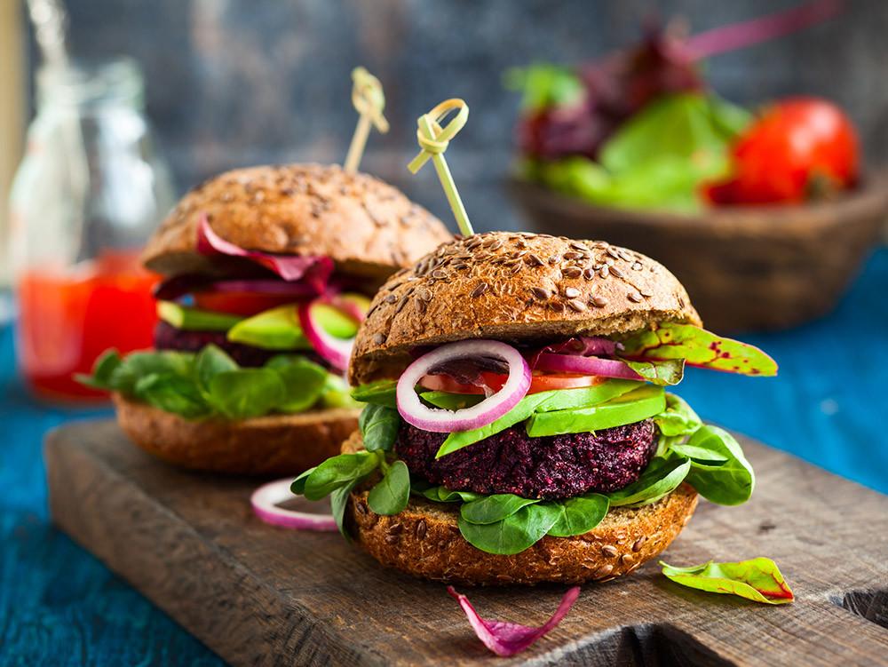 Vleesvervanger op basis van groente