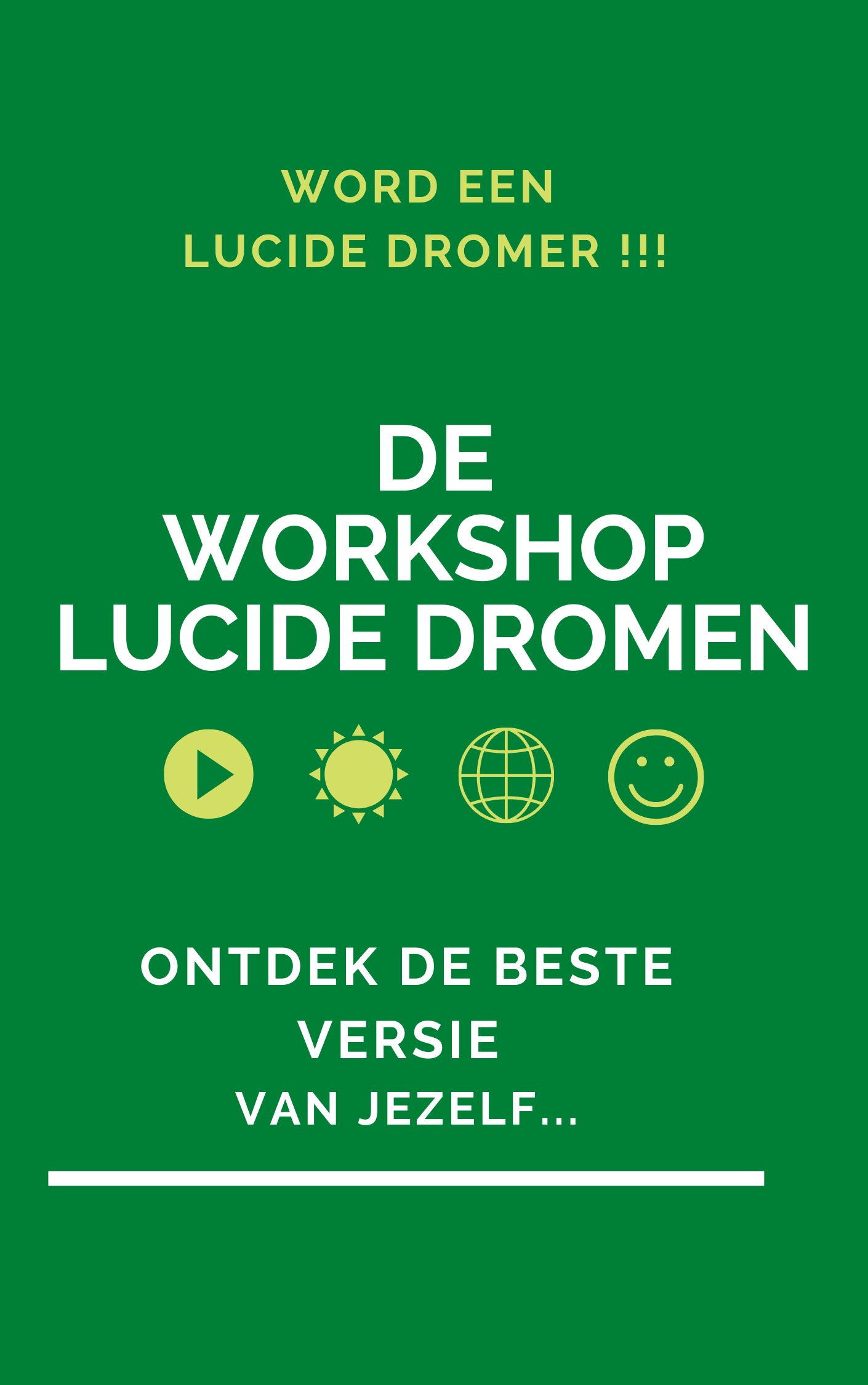 workshop lucide dromen
