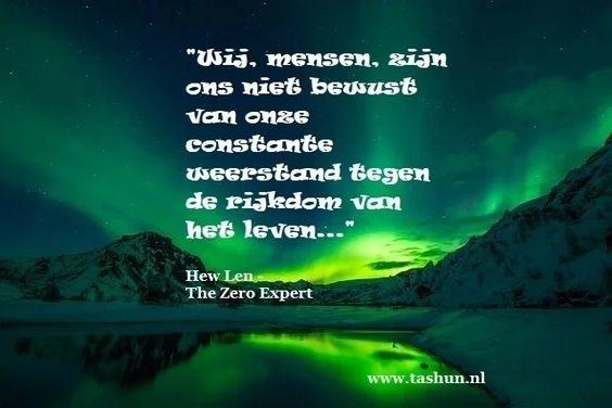 Hew Len The Zero Expert van Ho'oponopono