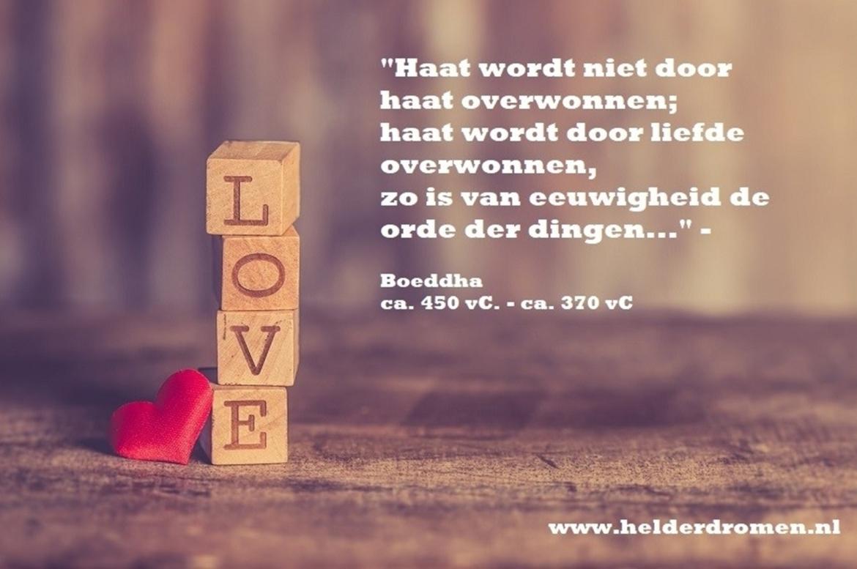 Liefde in aktie is alles