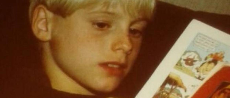 De kindertijd van Daniel van der Zee