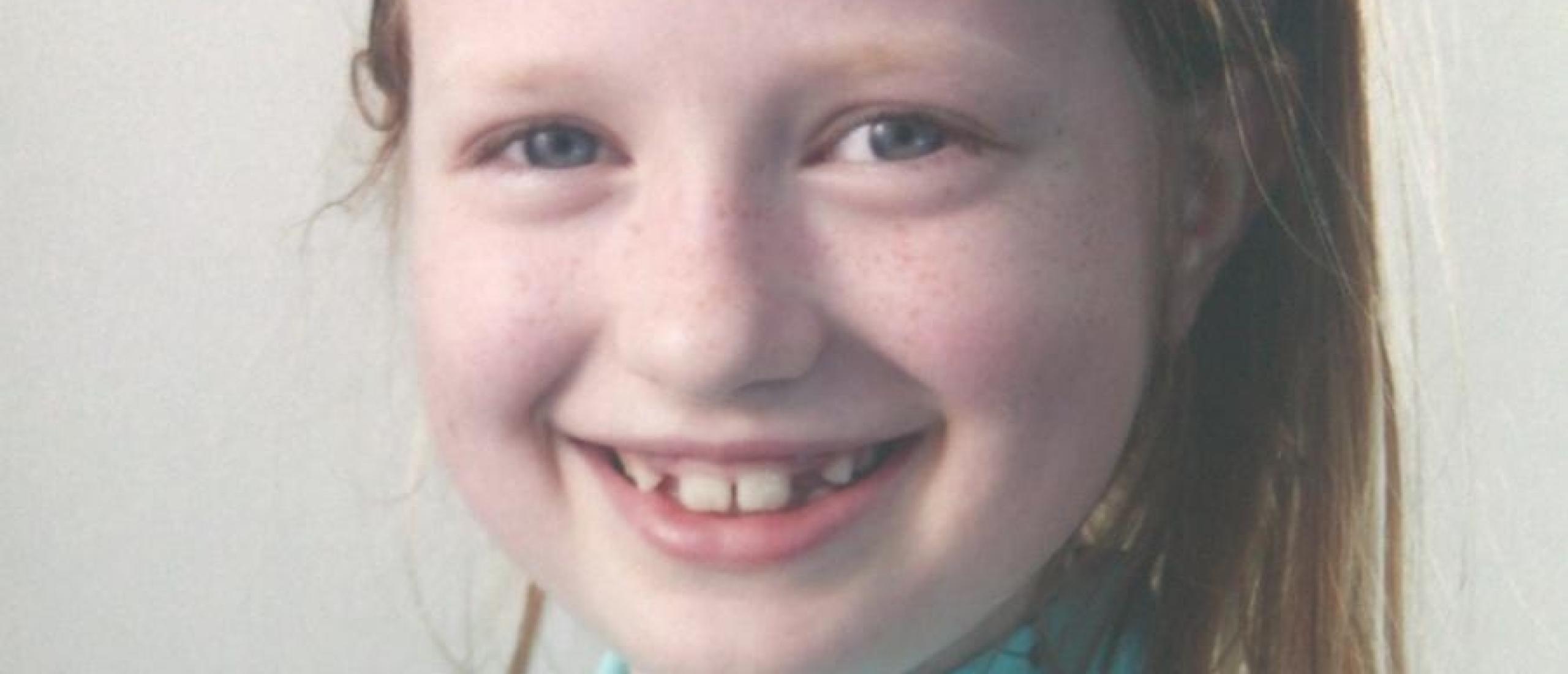 De kindertijd van Evie - 9 jaar