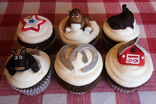 cupcakes thema manege
