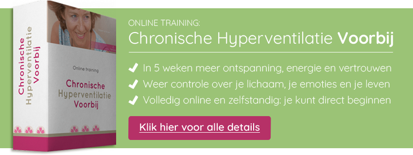 Online training: Chronische Hyperventilatie Voorbij