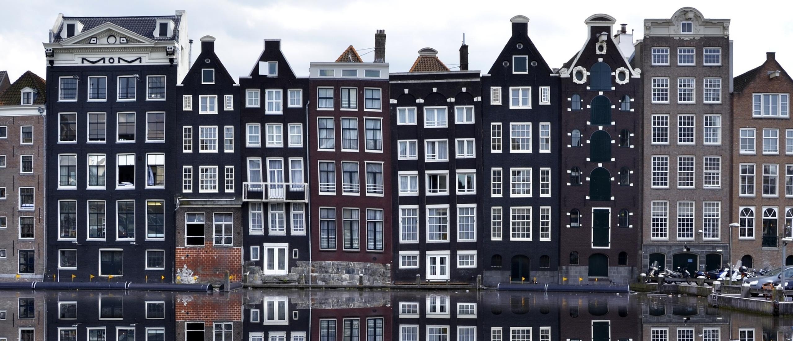 Beste plekjes om foto's te maken in amsterdam