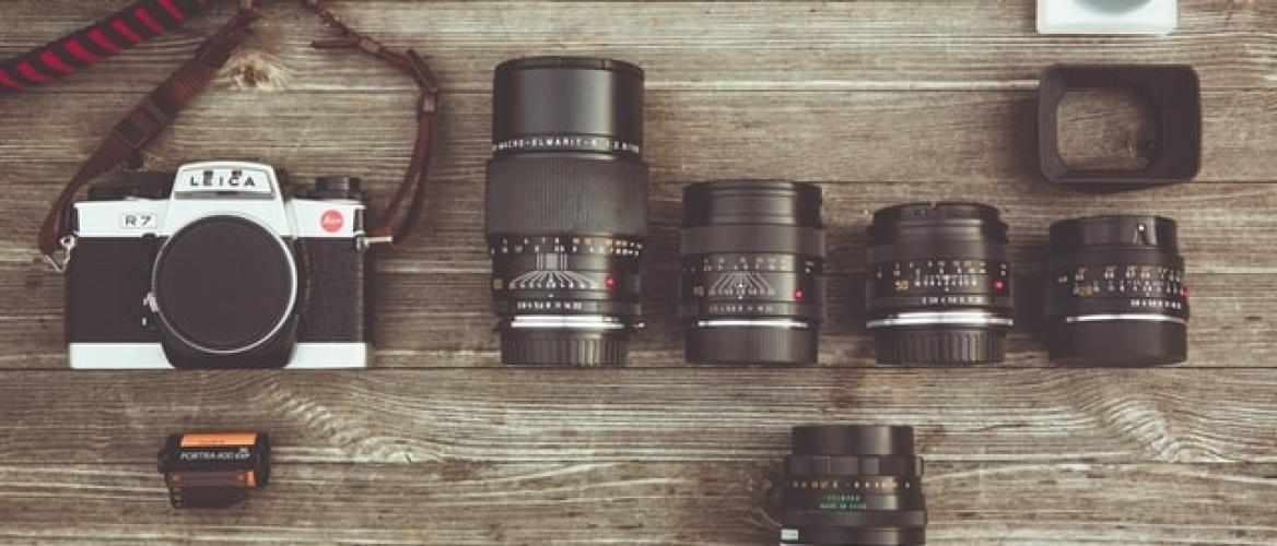 Deze verrassende producten bevatten tegenwoordig camera's!
