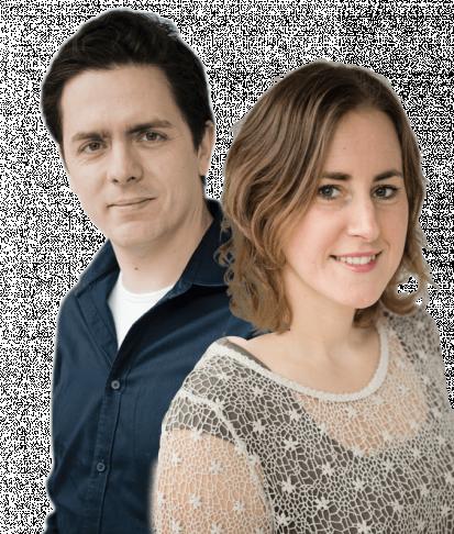 Stephane Stiévenart & Elke Wellens