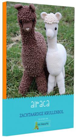 Haakboek alpaca