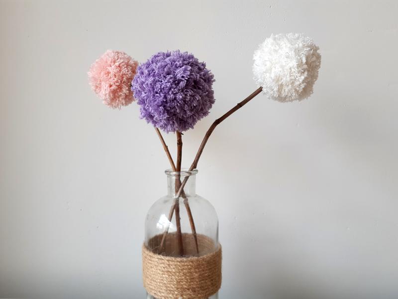 bloem pompon