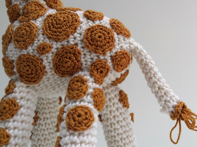 giraf haakpatroon