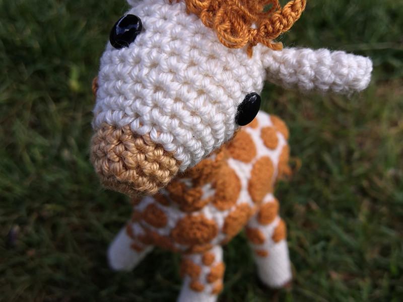 baby giraf haken