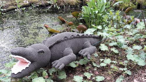krokodil haakpatroon