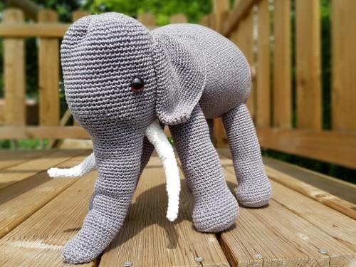 olifant haakpatroon