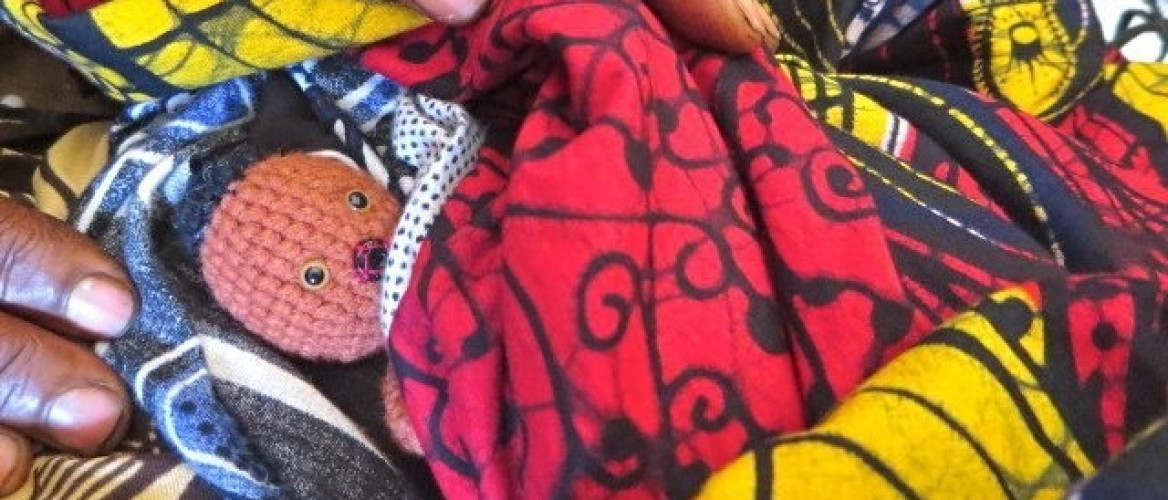 Nostalgie: Poppenmoeder in Tanzania