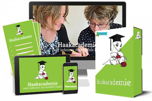 leren haken video