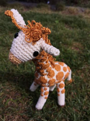 haakpakket giraf