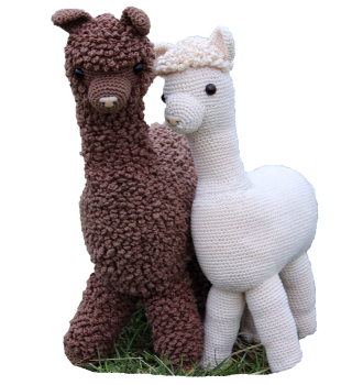 Haakpatroon alpaca