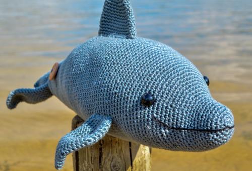 dolfijn haakpatroon