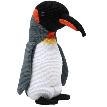 Haakpatroon pinguïn