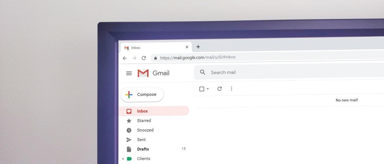 Overvolle mailbox? Weg ermee!