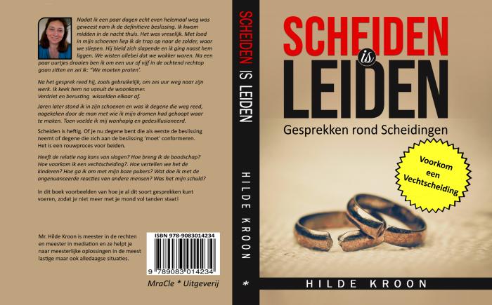 Boek Scheiden is Leiden