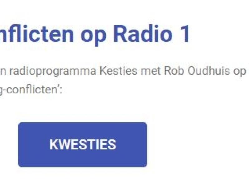 HKM op Radio 1