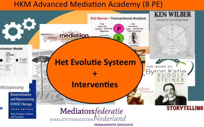 Andere methoden in het Evolutie Systeem