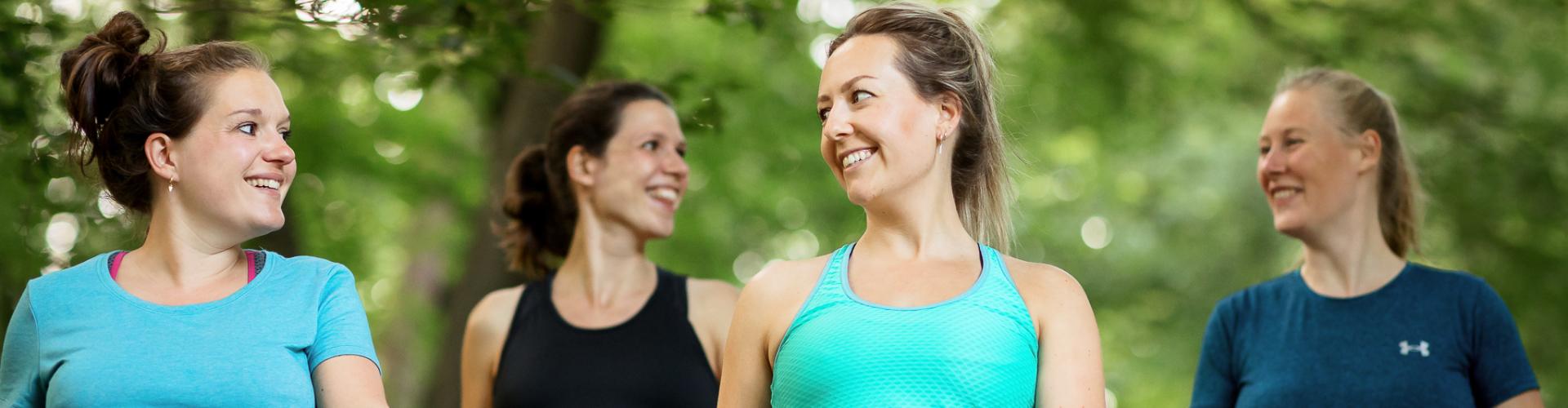 Outdoor workout zwangerfit en trainingen voor moeders met aandacht voor diastase en bekkenbodem