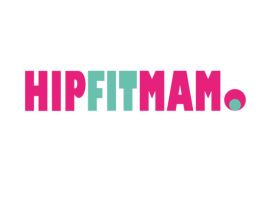 logo hipfitmam vrouwenfysiotherapeut