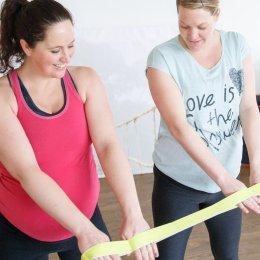 ZwangerFit, verantwoord fysiek voorbereiden