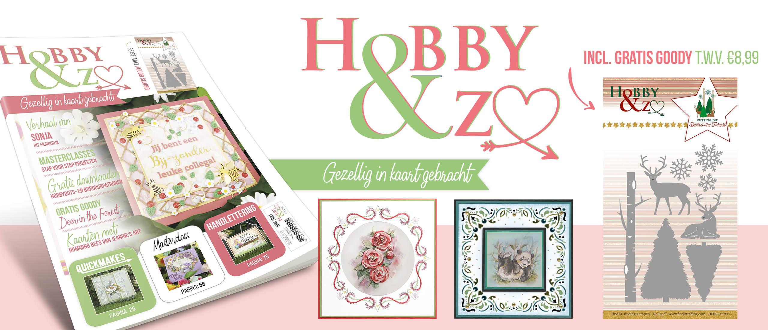 Nieuw: Hobby&Zo 13