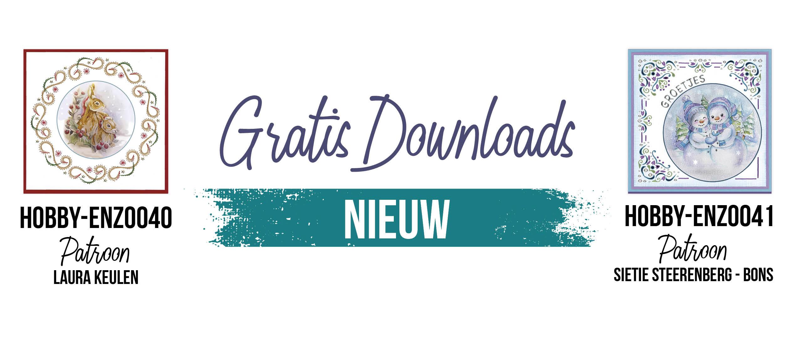 Gratis downloads bij Hobby&Zo 14