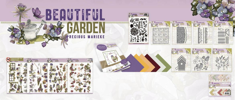 Beautiful Garden van Precious Marieke