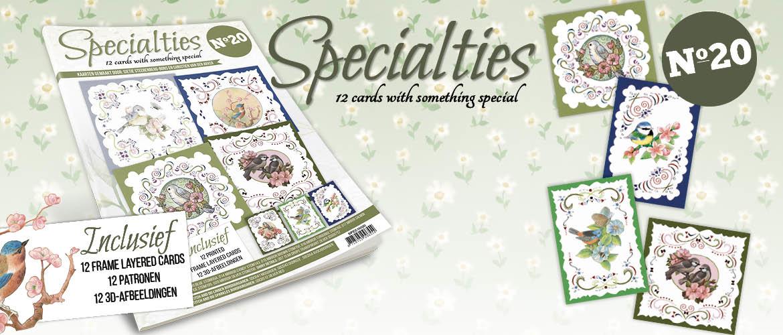 Nr. 20 Specialties