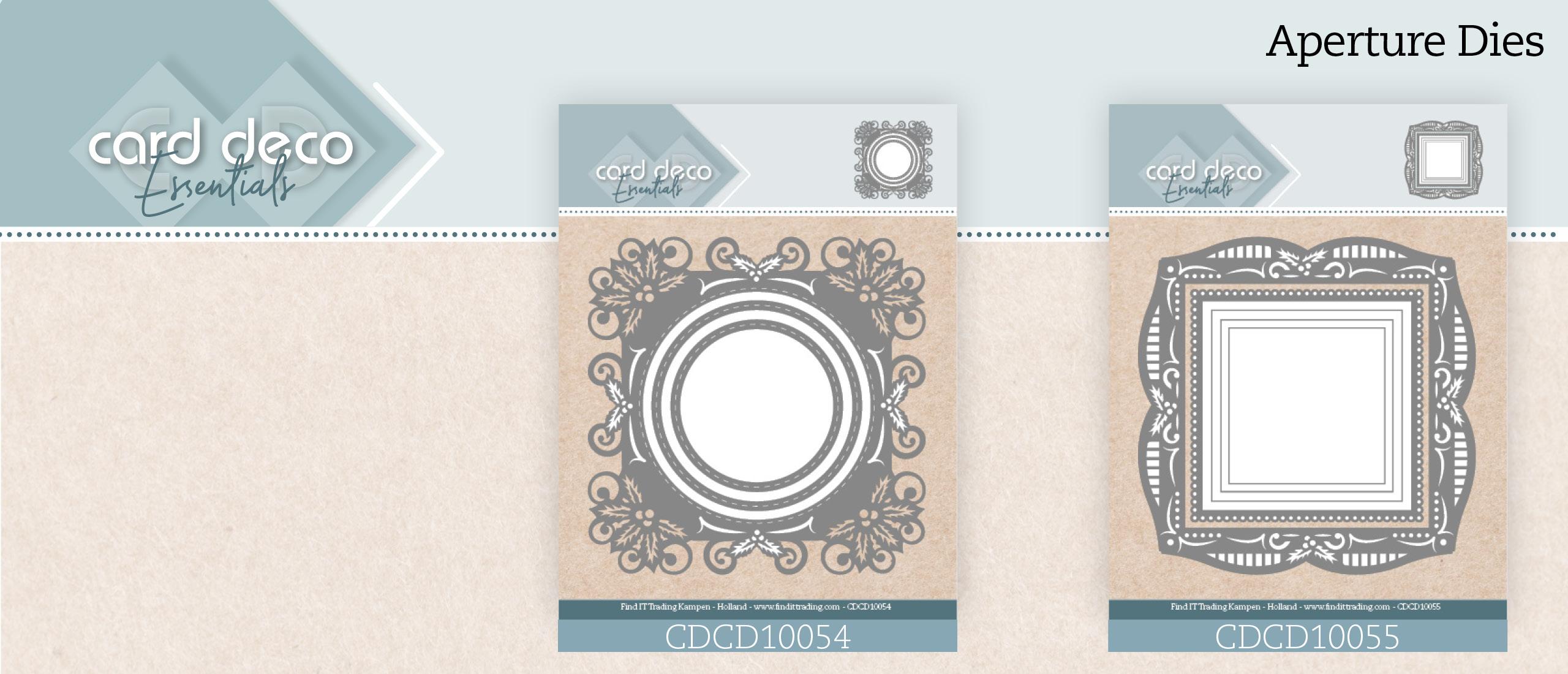 Aperture Dies - Card Deco Essentials