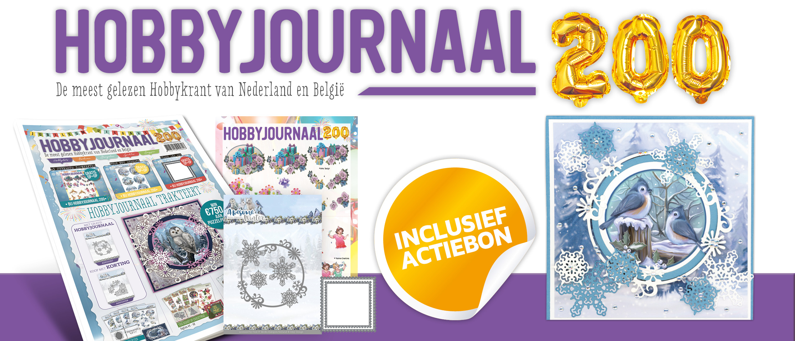 Hobbyjournaal 200 komt eraan!