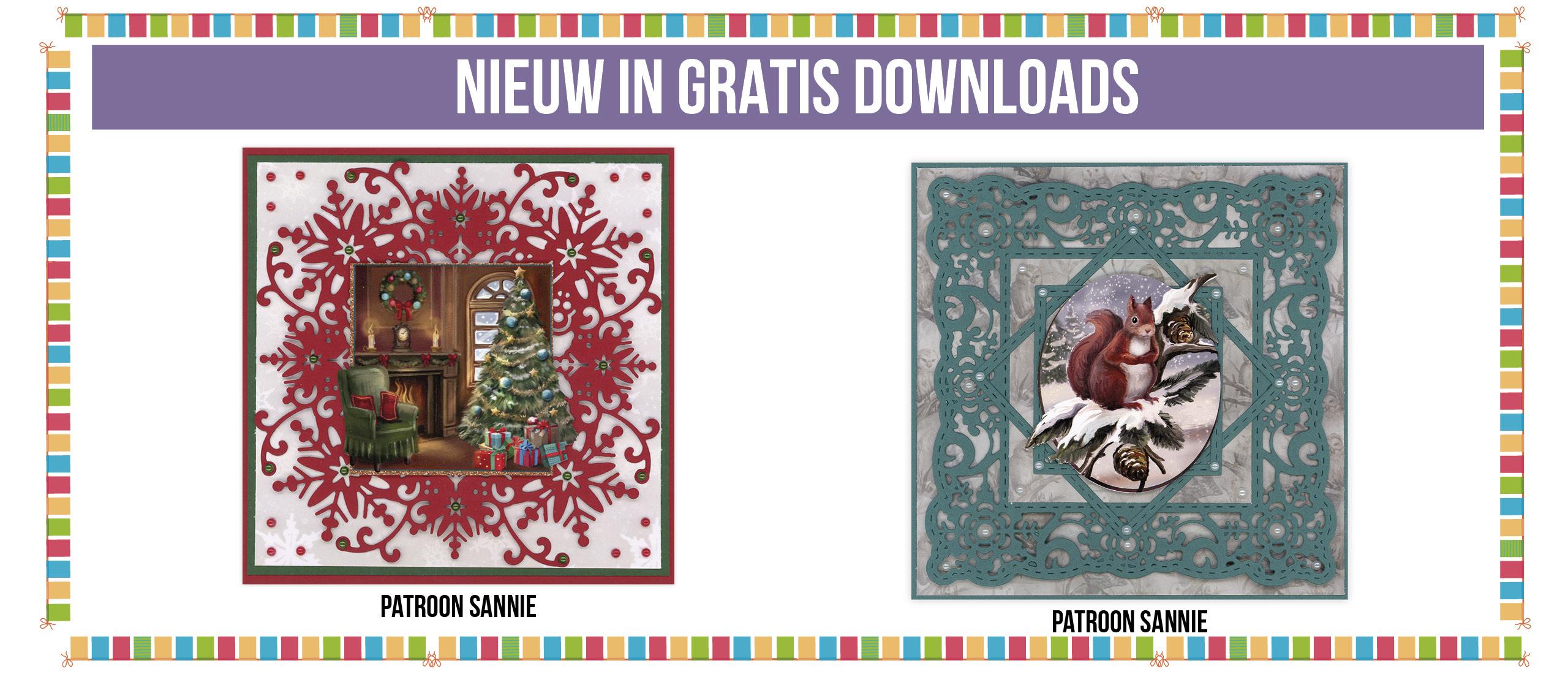 Extra creaties bij HJ200 gratis downloaden